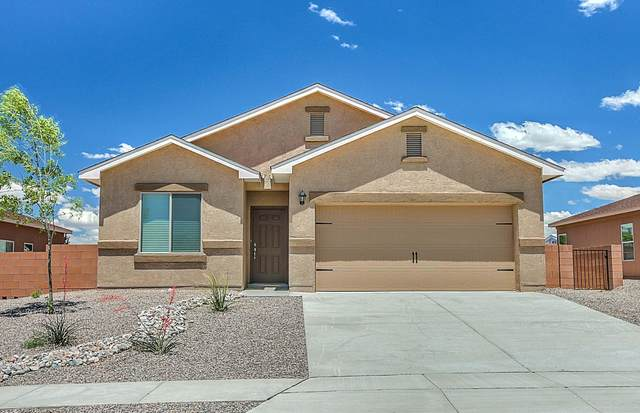 9815 Sacate Blanco Avenue SW, Albuquerque, NM 87121 (MLS #970769) :: Campbell & Campbell Real Estate Services