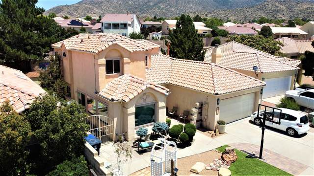 1136 Titleist Drive NE, Albuquerque, NM 87112 (MLS #970817) :: Campbell & Campbell Real Estate Services