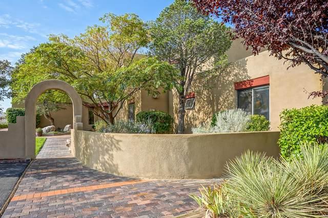 11600 San Rafael Avenue NE, Albuquerque, NM 87122 (MLS #971263) :: Berkshire Hathaway HomeServices Santa Fe Real Estate