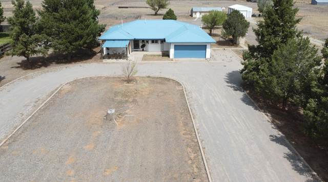 11 Sun Up Trail, Moriarty, NM 87035 (MLS #974174) :: Campbell & Campbell Real Estate Services