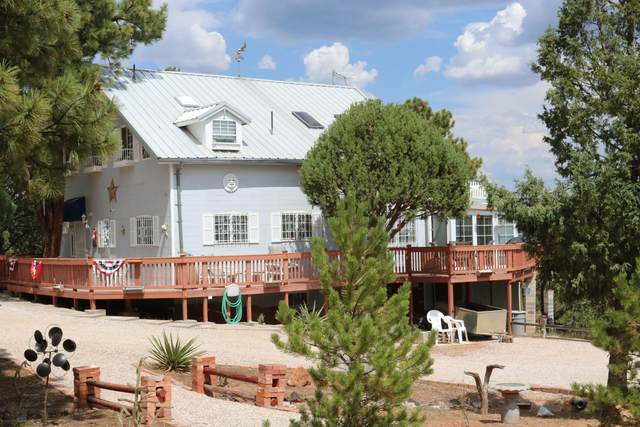50 Camino De Rancheros Place, Grants, NM 87020 (MLS #975738) :: Campbell & Campbell Real Estate Services