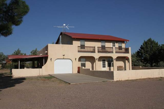 2023 State Rd. 1, Socorro, NM 87801 (MLS #975747) :: Campbell & Campbell Real Estate Services