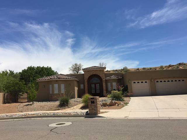 3640 Greystone Ridge Drive SE, Rio Rancho, NM 87124 (MLS #977291) :: Berkshire Hathaway HomeServices Santa Fe Real Estate