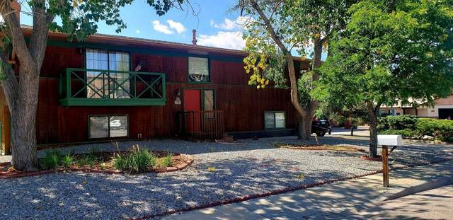 3708 Dulce Court, Gallup, NM 87301 (MLS #977478) :: Campbell & Campbell Real Estate Services
