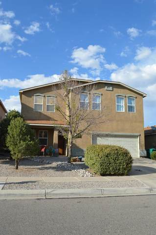2011 Via Esterlina Avenue SE, Rio Rancho, NM 87124 (MLS #977721) :: Campbell & Campbell Real Estate Services