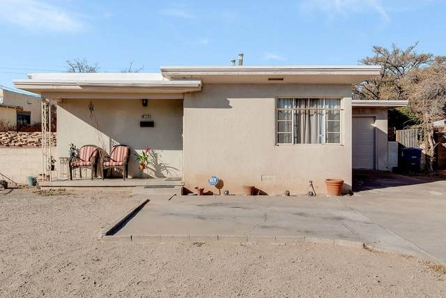 813 Laguayra Drive NE, Albuquerque, NM 87108 (MLS #979769) :: The Bigelow Team / Red Fox Realty