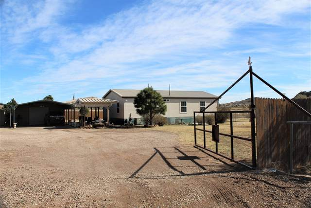 106 Cedar Road, Conchas Dam, NM 88416 (MLS #980205) :: The Bigelow Team / Red Fox Realty