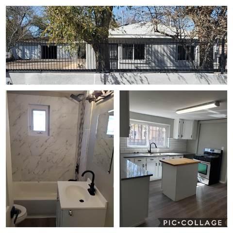 1221 La Vega Drive SW, Albuquerque, NM 87105 (MLS #980508) :: Campbell & Campbell Real Estate Services