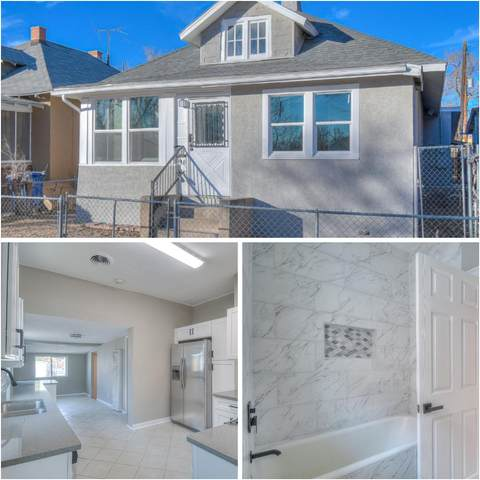 215 Stover Avenue SW, Albuquerque, NM 87102 (MLS #980838) :: Campbell & Campbell Real Estate Services