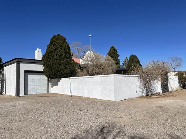 2319 State Road 1, Socorro, NM 87801 (MLS #982832) :: Keller Williams Realty