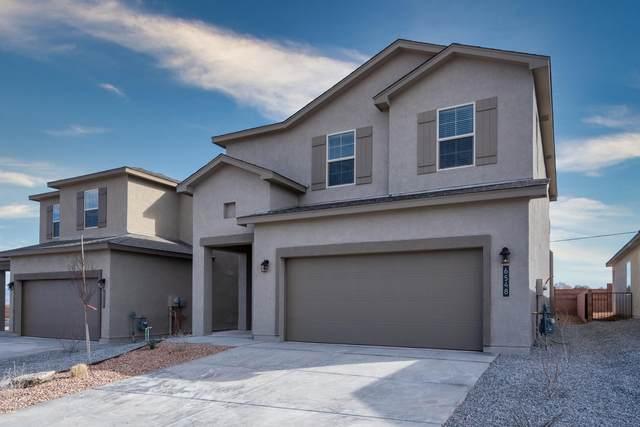 4832 King's Peak Road NE, Rio Rancho, NM 87144 (MLS #983314) :: The Buchman Group