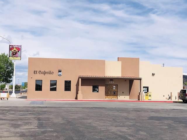 820 E Santa Fe Avenue, Grants, NM 87020 (MLS #991097) :: Keller Williams Realty