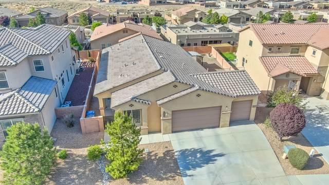6339 Comfrey Road NW, Albuquerque, NM 87120 (MLS #992628) :: The Buchman Group