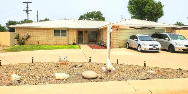 566 Ave D, Fort Sumner, NM 88119 (MLS #996150) :: Sandi Pressley Team