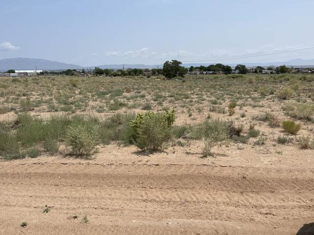Sage Road SW, Albuquerque, NM 87121 (MLS #997092) :: Campbell & Campbell Real Estate Services