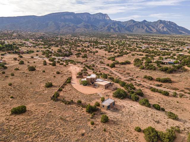 29 Calle Del Arroyo, Placitas, NM 87043 (MLS #998963) :: Campbell & Campbell Real Estate Services