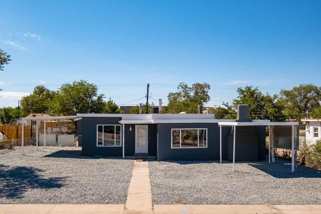 5412 Marble Avenue NE, Albuquerque, NM 87110 (MLS #999630) :: Keller Williams Realty