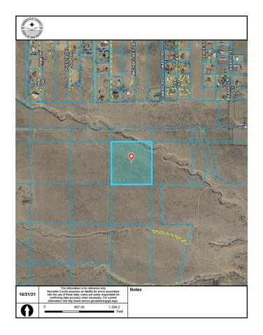 Off Pajarito (Pw 3) Road SW, Albuquerque, NM 87121 (MLS #879906) :: Campbell & Campbell Real Estate Services