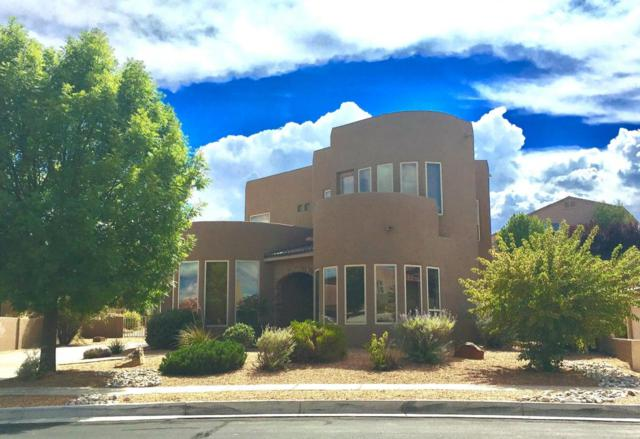 4509 Oxbow North Trail NW, Albuquerque, NM 87120 (MLS #898286) :: Your Casa Team