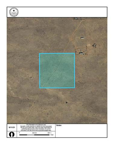 Off Pajarito (Jmt #4) Road SW, Albuquerque, NM 87121 (MLS #899776) :: Campbell & Campbell Real Estate Services