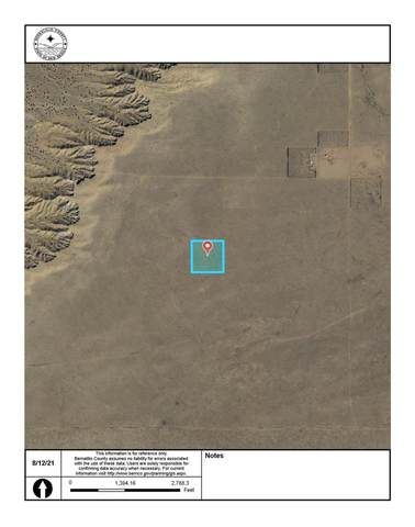 Off Pajarito (Jmt #9) Road SW, Albuquerque, NM 87121 (MLS #899782) :: Campbell & Campbell Real Estate Services