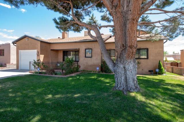 5904 Arvilla Avenue NE, Albuquerque, NM 87110 (MLS #908849) :: Will Beecher at Keller Williams Realty