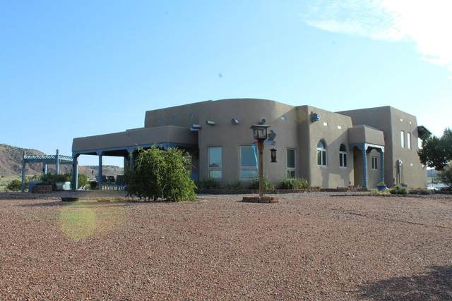 10 Blue Earth Trail, Abiquiu, NM 87510 (MLS #922002) :: Campbell & Campbell Real Estate Services