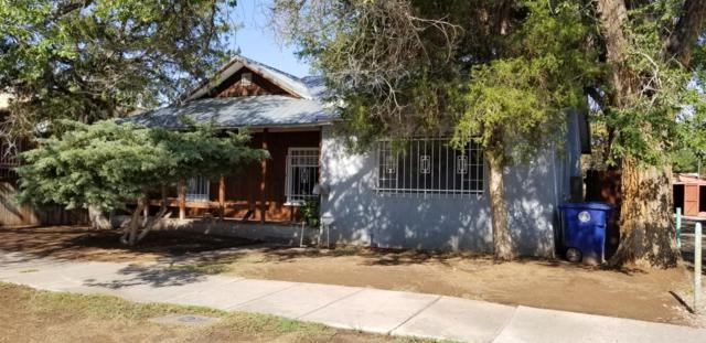 809 11th Street NW, Albuquerque, NM 87102 (MLS #922681) :: Campbell & Campbell Real Estate Services