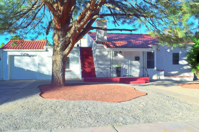 4033 Smith Avenue SE, Albuquerque, NM 87108 (MLS #932287) :: Your Casa Team