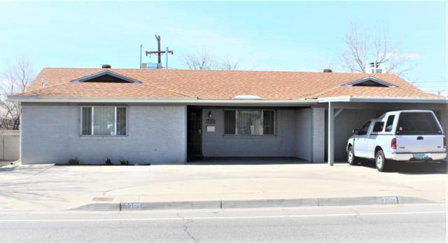 2209 Pennsylvania Street NE, Albuquerque, NM 87110 (MLS #940062) :: Silesha & Company