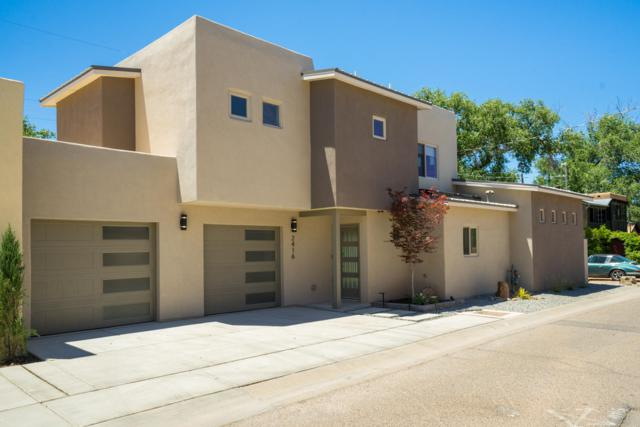 2416 Carson Road NW, Albuquerque, NM 87104 (MLS #944637) :: Campbell & Campbell Real Estate Services