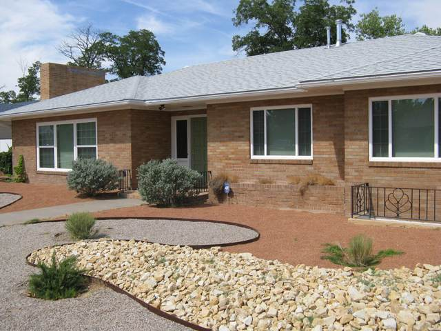 921 Hermosa Drive NE, Albuquerque, NM 87110 (MLS #951330) :: Campbell & Campbell Real Estate Services