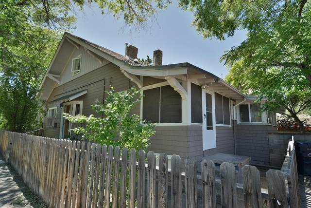 323 13th Street, Albuquerque, NM 87104 (MLS #951743) :: Berkshire Hathaway HomeServices Santa Fe Real Estate