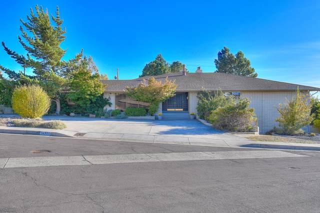 14300 Piedras Road NE, Albuquerque, NM 87123 (MLS #956664) :: The Buchman Group
