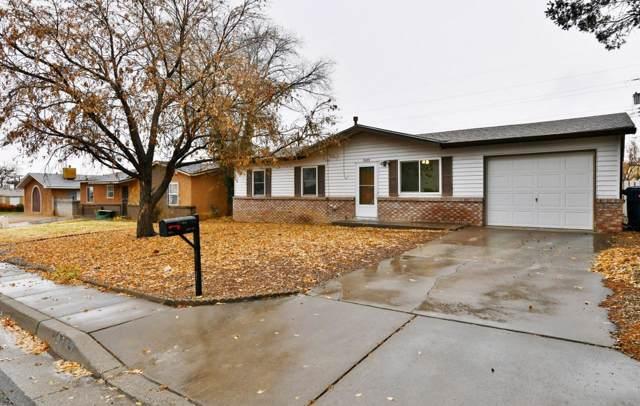 9209 Hendrix Road NE, Albuquerque, NM 87111 (MLS #958210) :: Sandi Pressley Team