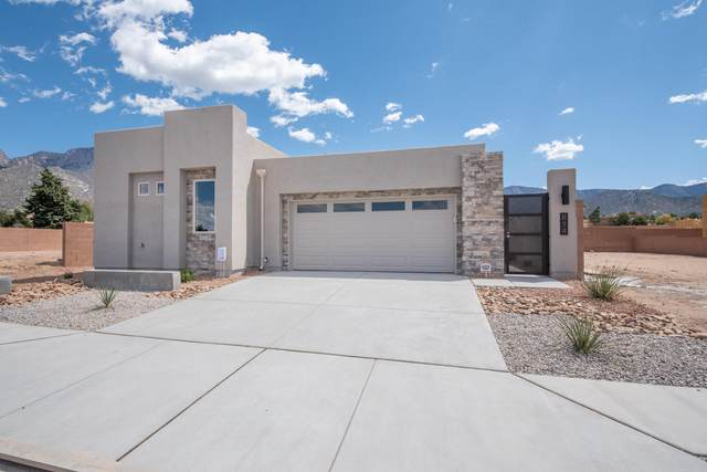 814 Horned Owl Drive NE, Albuquerque, NM 87122 (MLS #961039) :: The Buchman Group