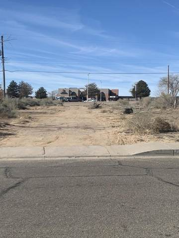 413/415 63RD Street NW, Albuquerque, NM 87105 (MLS #961071) :: The Buchman Group