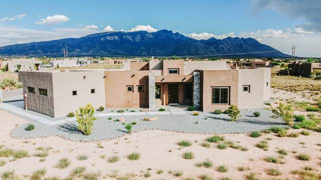 24 Norte Trail, Placitas, NM 87043 (MLS #961165) :: Campbell & Campbell Real Estate Services