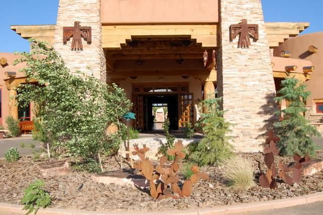 34 Mustang Mesa Trail, Tijeras, NM 87059 (MLS #962311) :: The Buchman Group