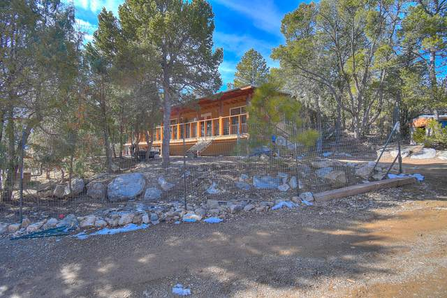 7 Mountain Court, Edgewood, NM 87015 (MLS #963058) :: Campbell & Campbell Real Estate Services