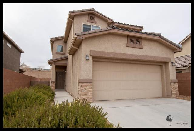 809 Palo Duro Drive, Bernalillo, NM 87004 (MLS #963461) :: Campbell & Campbell Real Estate Services