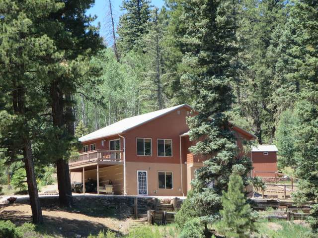 12 Mill Road, Taos, NM 87571 (MLS #963814) :: The Buchman Group