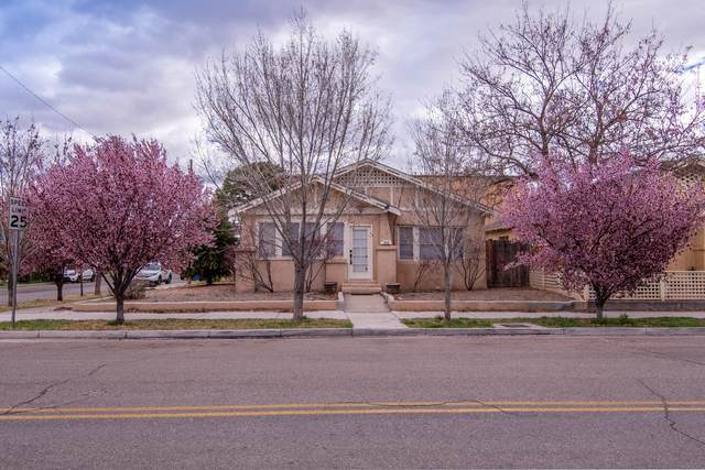 902 Marquette Avenue NW, Albuquerque, NM 87102 (MLS #964778) :: Campbell & Campbell Real Estate Services