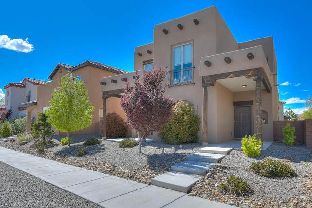 5705 Strand Loop SE, Albuquerque, NM 87106 (MLS #966212) :: Campbell & Campbell Real Estate Services