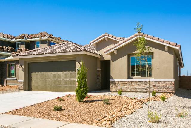 2005 Burrowing Owl Street SE, Albuquerque, NM 87123 (MLS #967537) :: The Bigelow Team / Red Fox Realty