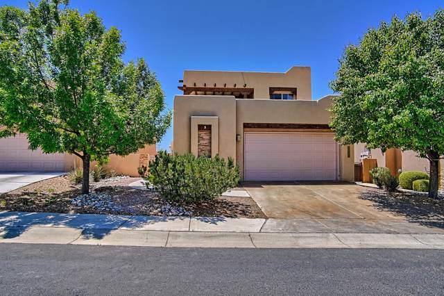 8904 Desert Fox Way NE, Albuquerque, NM 87122 (MLS #967814) :: Campbell & Campbell Real Estate Services