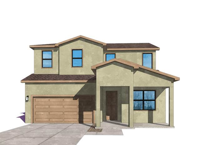 6956 Dusty Drive NE, Rio Rancho, NM 87144 (MLS #967889) :: Campbell & Campbell Real Estate Services