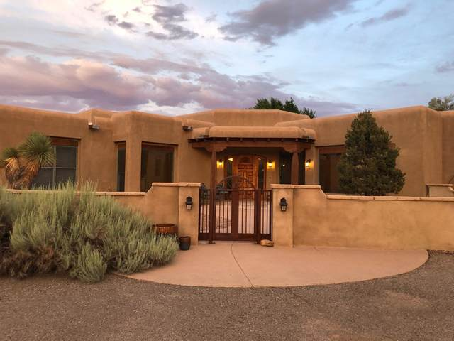 126 De Silva Road, Corrales, NM 87048 (MLS #967984) :: Campbell & Campbell Real Estate Services