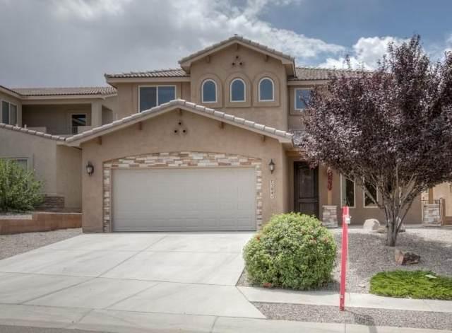 7504 Esmail Court NE, Albuquerque, NM 87113 (MLS #968610) :: The Buchman Group