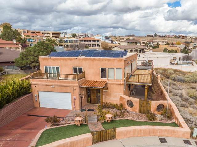 1608 Bluffside Place NW, Albuquerque, NM 87105 (MLS #968611) :: Campbell & Campbell Real Estate Services
